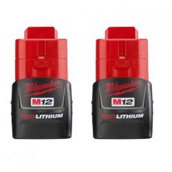 Batterie m12 volt 2 ampere...