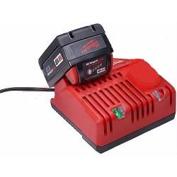 Caricabatterie m12-18c +...