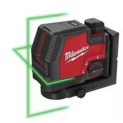 Laser Verde Milwaukee L4...