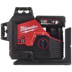 Milwaukee laser verde 360°...